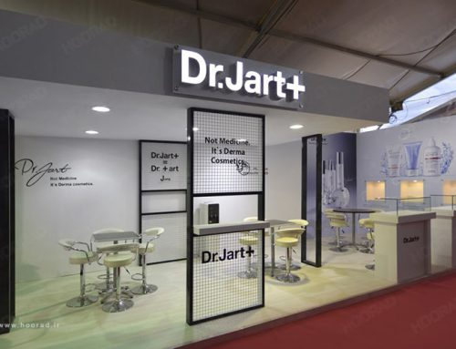 Dr. Jart+ Exhibition booth design